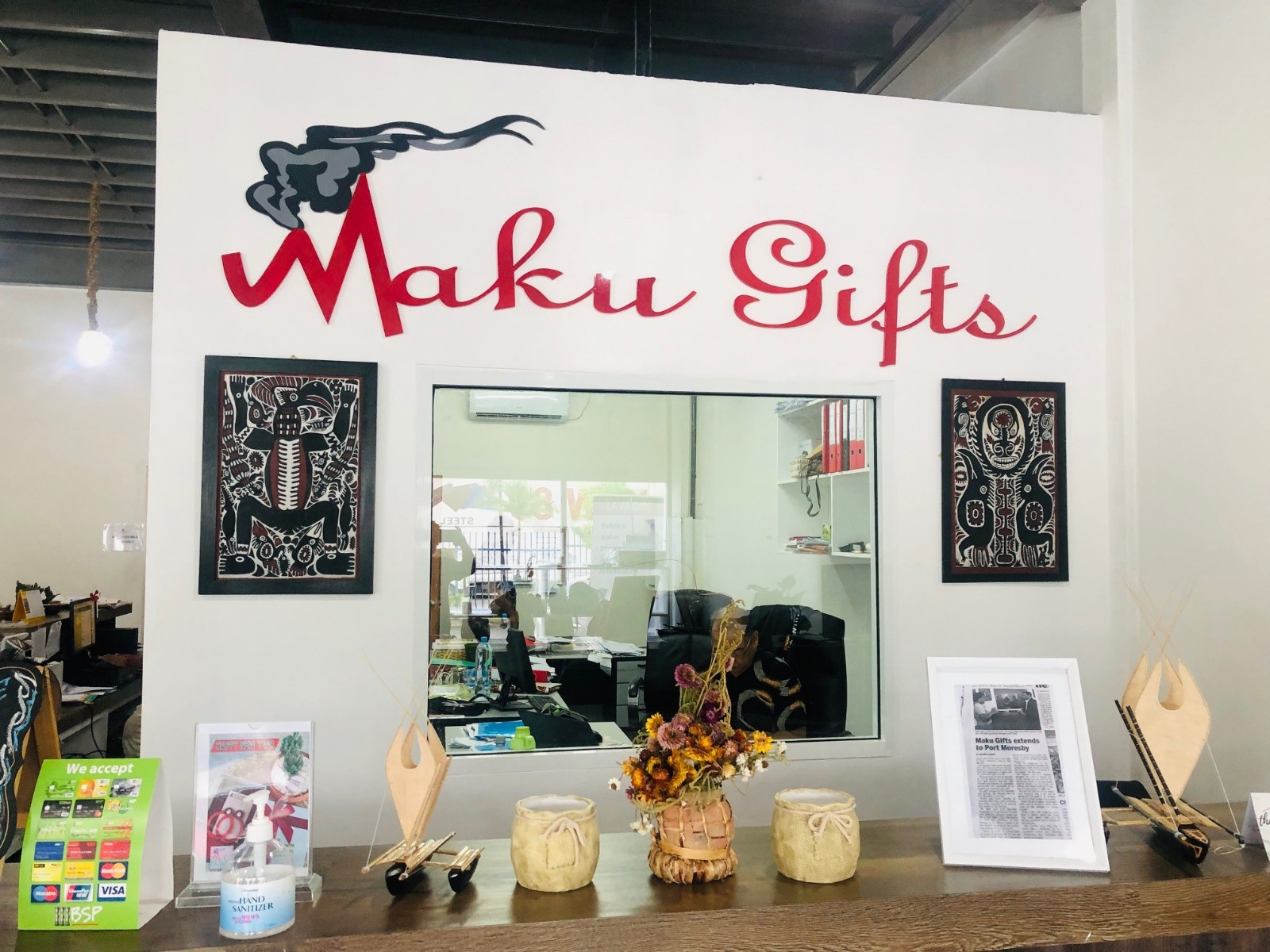 Maku Gifts Stores
